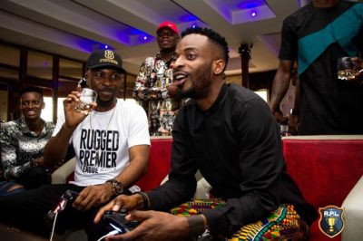 Friends Again: 9ice And Ruggedman Bond Over Playstation