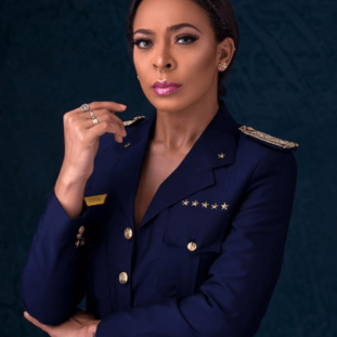 Tboss Is A Gorgeous Pilot In These Pictures!