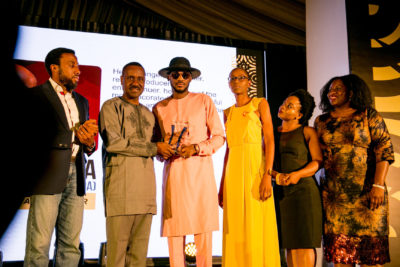 Aliko Dangote, Kelechi Amadi-Obi, Akin Oyebode Auctioned Off For 600,000 Each At EiE Nigeria's Light A Candle Dinner