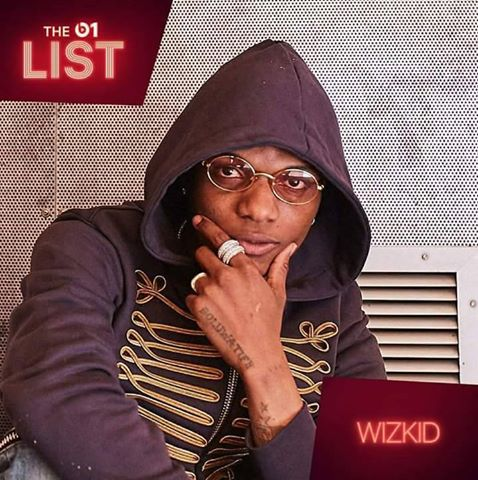 NET Honours 2019: Wizkid Wins Award for Most Searched Male Musician