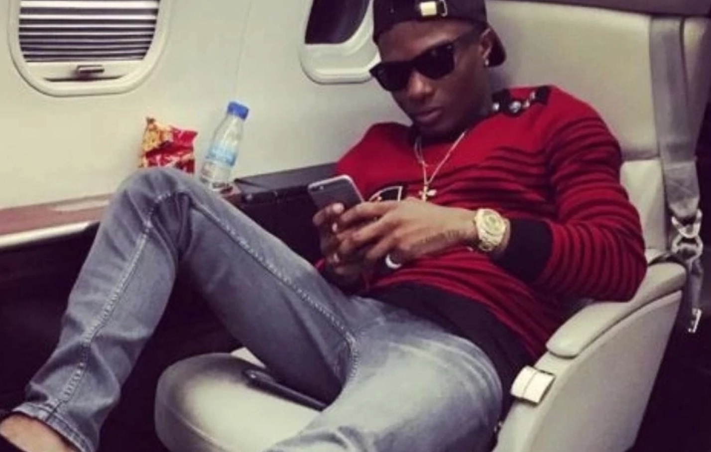 'My Papa No Be Embassy'- Wizkid Explains Why He Can't Get Visas All The Time