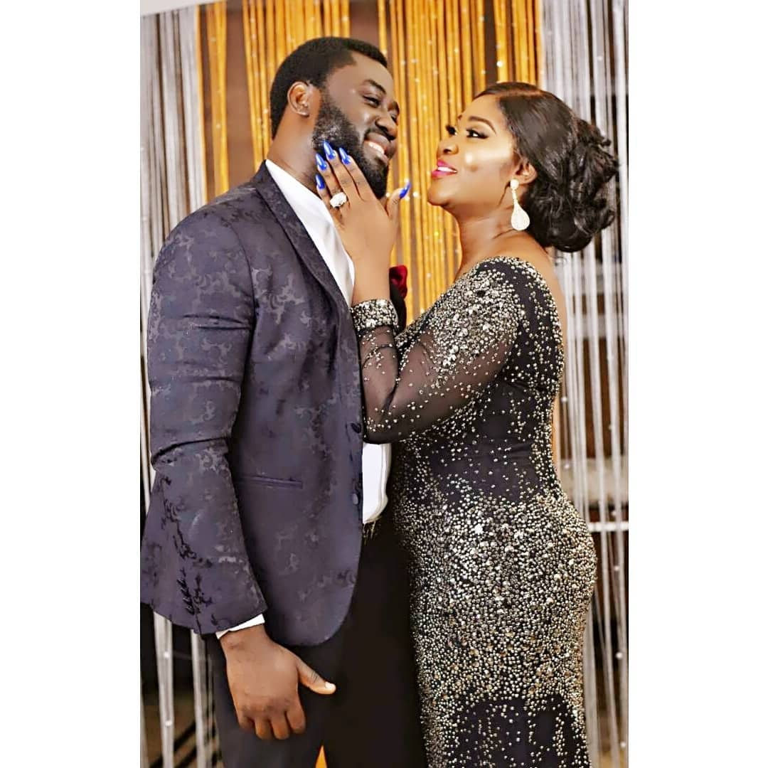 'You Are Breath Taking Reflection Of God's Heart For Me' - Mercy Johnson Writes To Her Husband On His Birthday