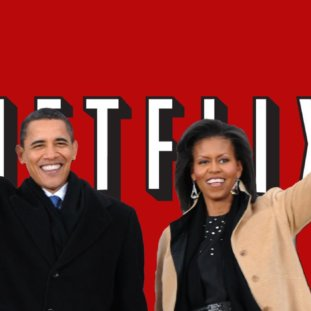 Barack And Michelle Obama Have Signed A Deal to Produce Films & Series for Netflix
