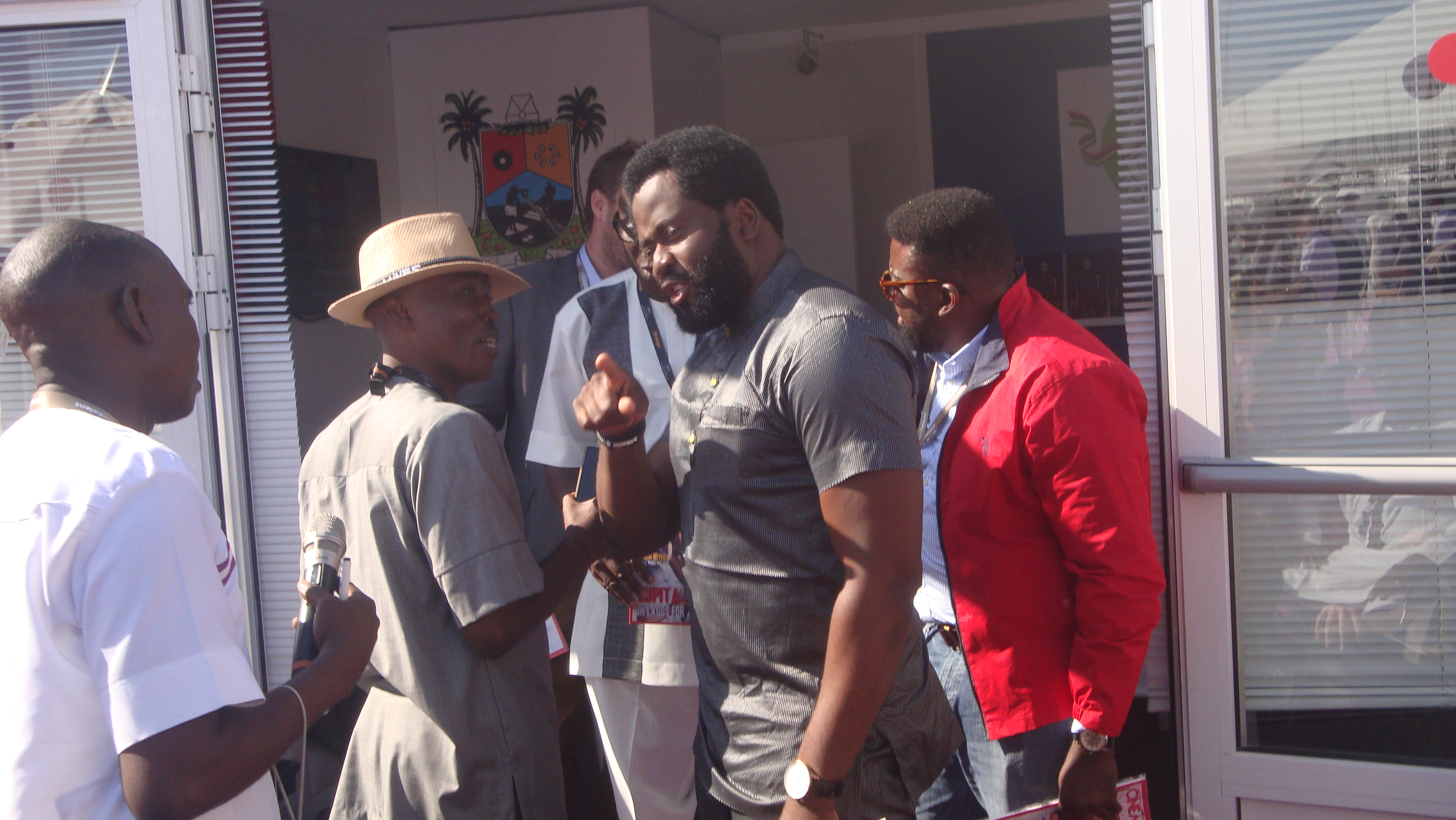 Lagos as film location for other African countries, by Kunle Afolayan