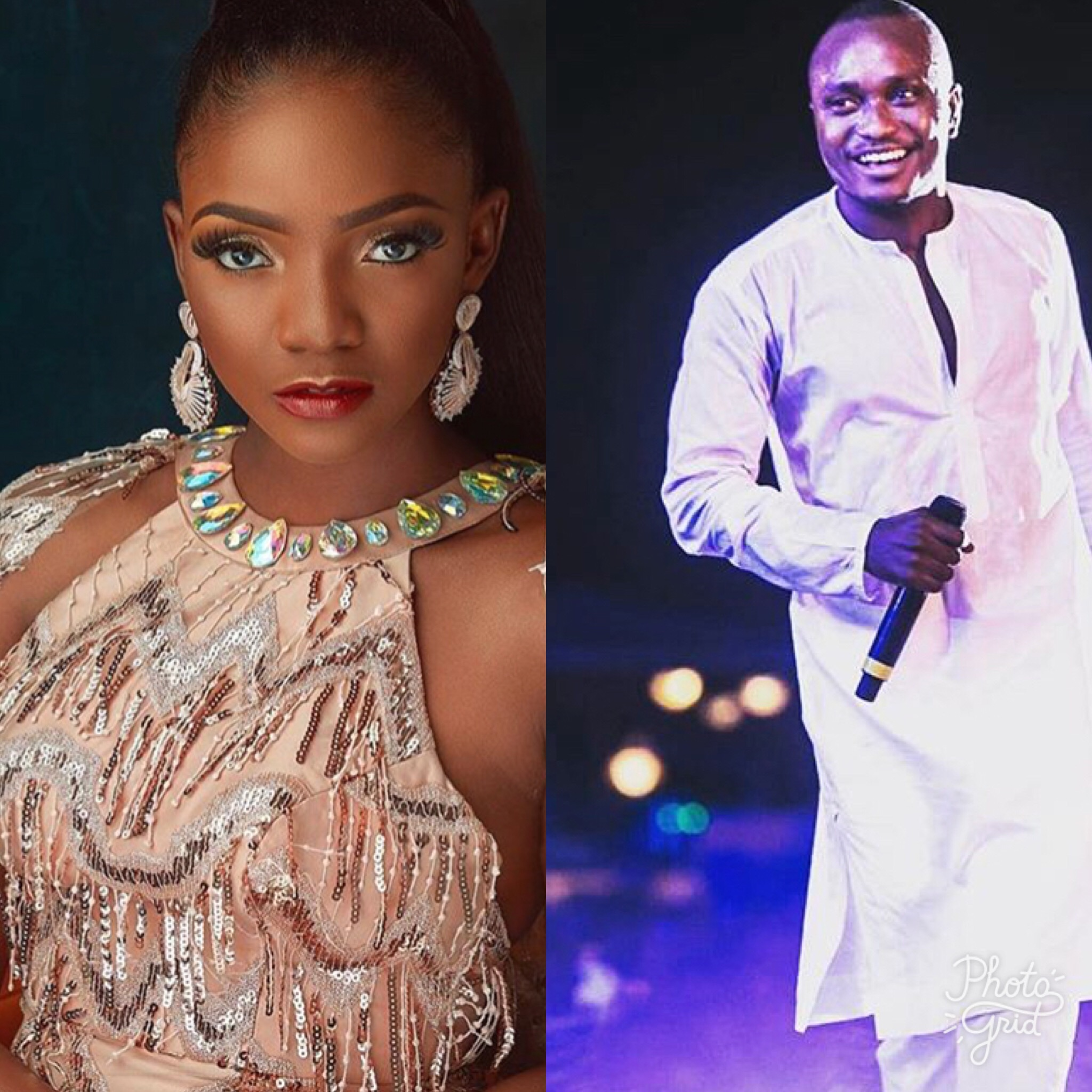 #Headies2018 : Brymo Is Shaking A Table And We Think Simi Is On It!
