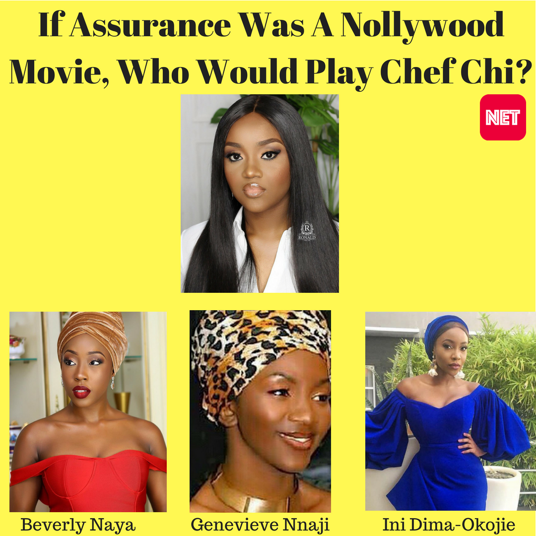 NET Quiz: Who Should Play Chioma In A Nollywood Flick?