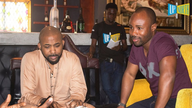 Are you Ready To See Your Crush, Banky W In A New Movie?