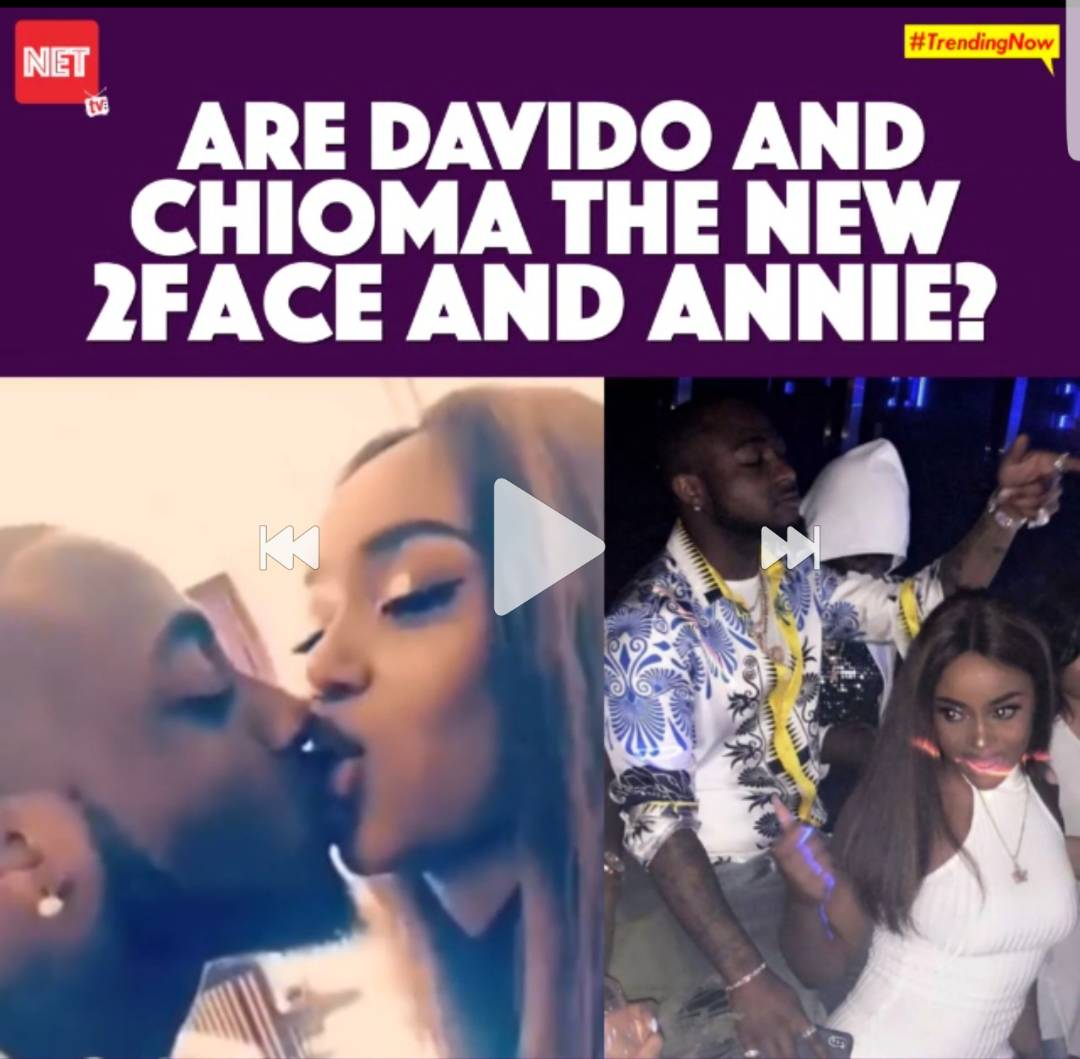 #Assurance: Can Davido And Chioma Create Another 2Baba And Annie Love Story?