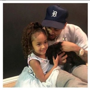 These Adorable Photos Of Chris Brown And His Daughter Royalty Will Warm Your Heart