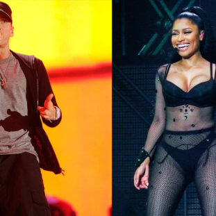 Nicki Minaj And Eminem Are Either Dating Or Trolling Us Real Hard