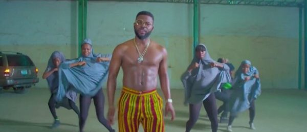 American Music Mogul Diddy Gives Falz The Bahd Guy Some Accolades For 'This is Nigeria'
