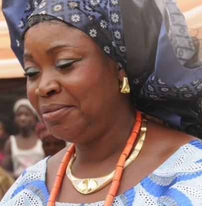 Mercy Johnson Thrown Into Mourning As She Loses Her Mum