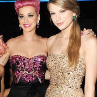 Katy Perry & Taylor Swift Are Burying Their 6-Year Long Feud In The Sweetest Way