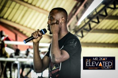 Mr 2Kay Motivates Polytechnic Students In Port Harcourt