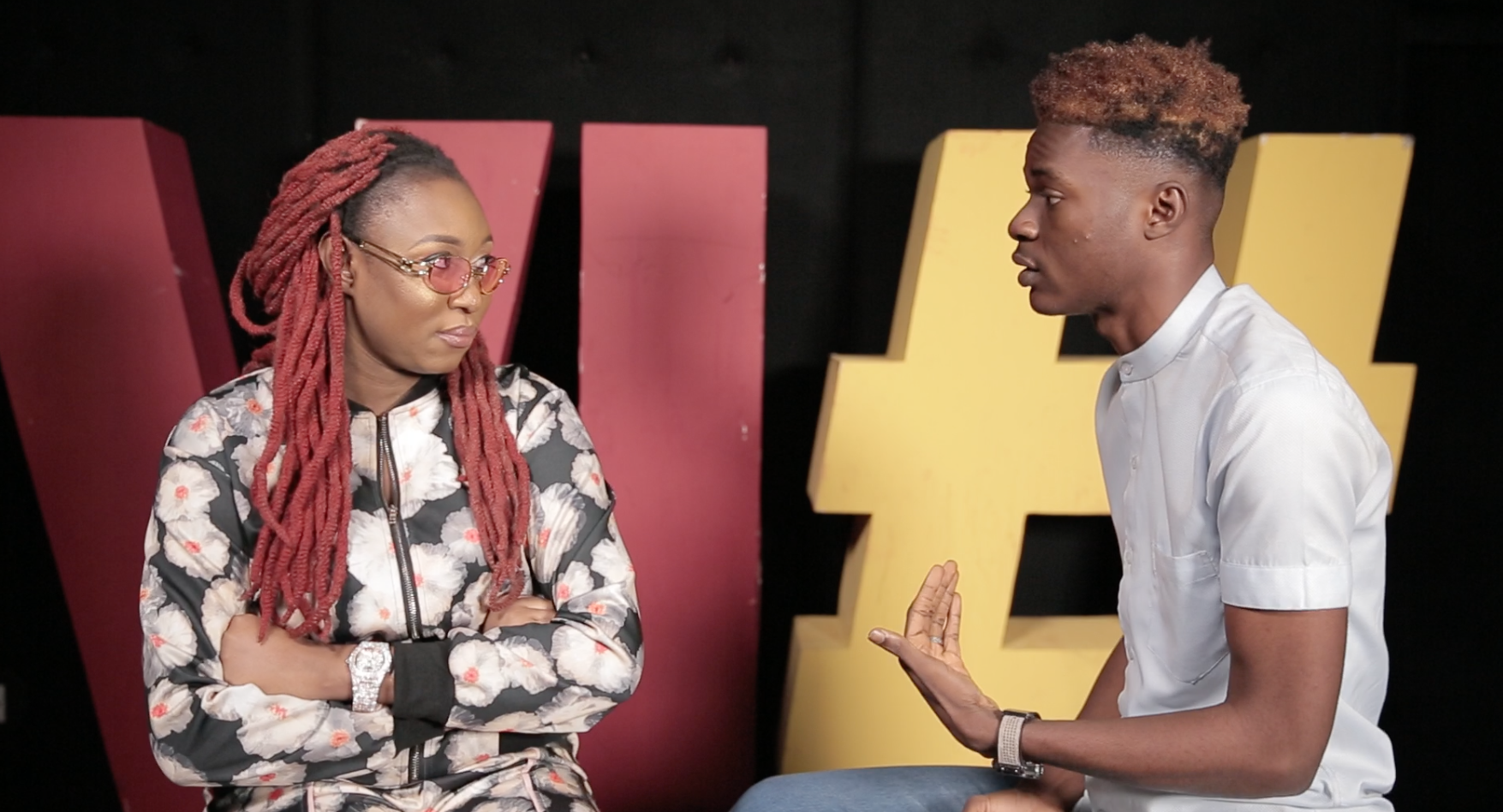 NET Exclusive: Cynthia Morgan Talks New Name, Psquare, Her Absence + More | Vibes with Victor