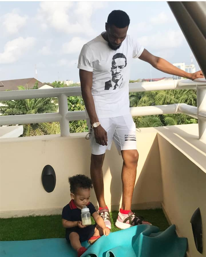Wande Coal, Don Jazzy Other Nigerian Celebrities and Entertainers Send Their Condolences To D'banj Over The Loss Of His Son