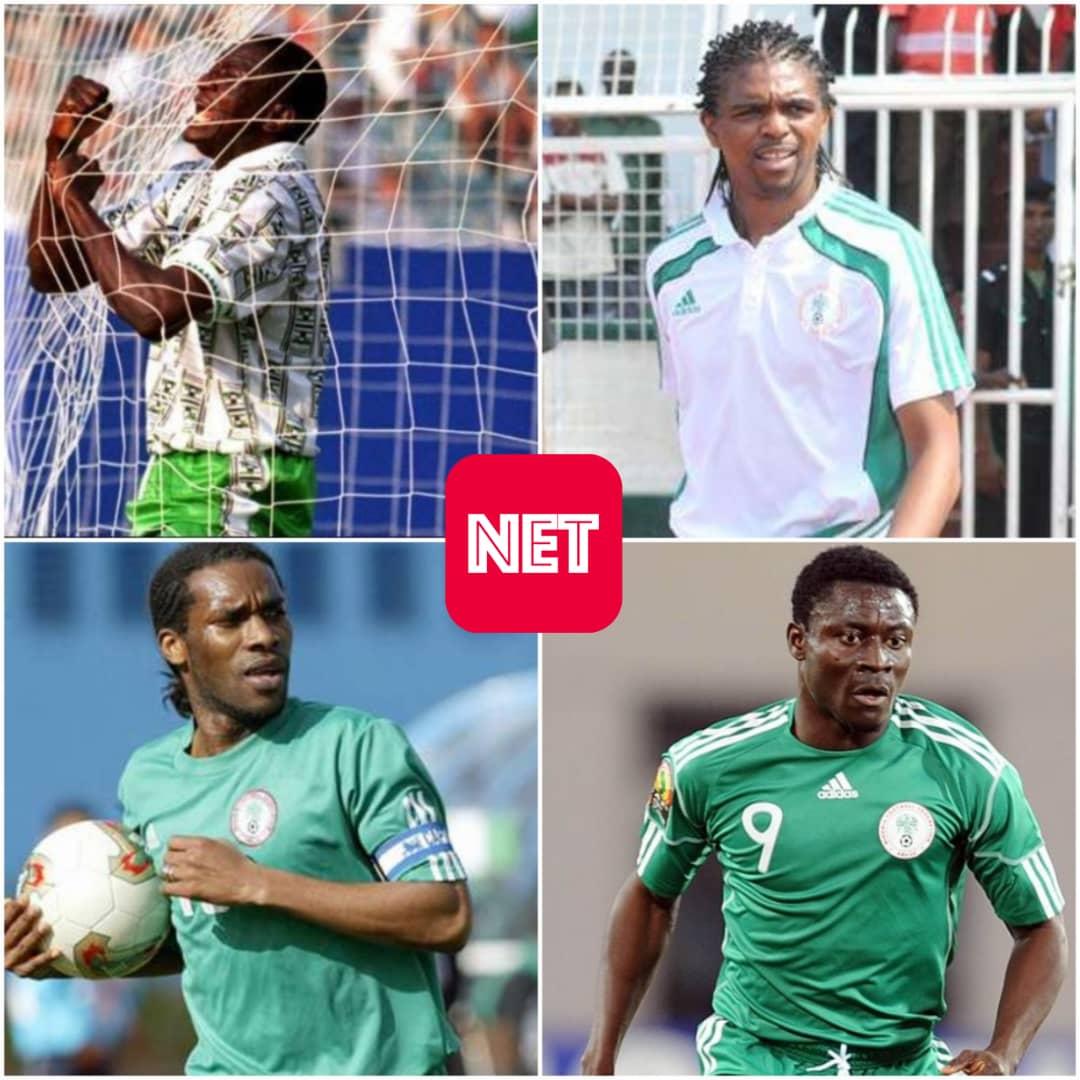 Rashidi Yekini, Kanu Nwankwo, Jay Jay Okocha, Obafemi Martins: Which Is The Greatest Of All Time?