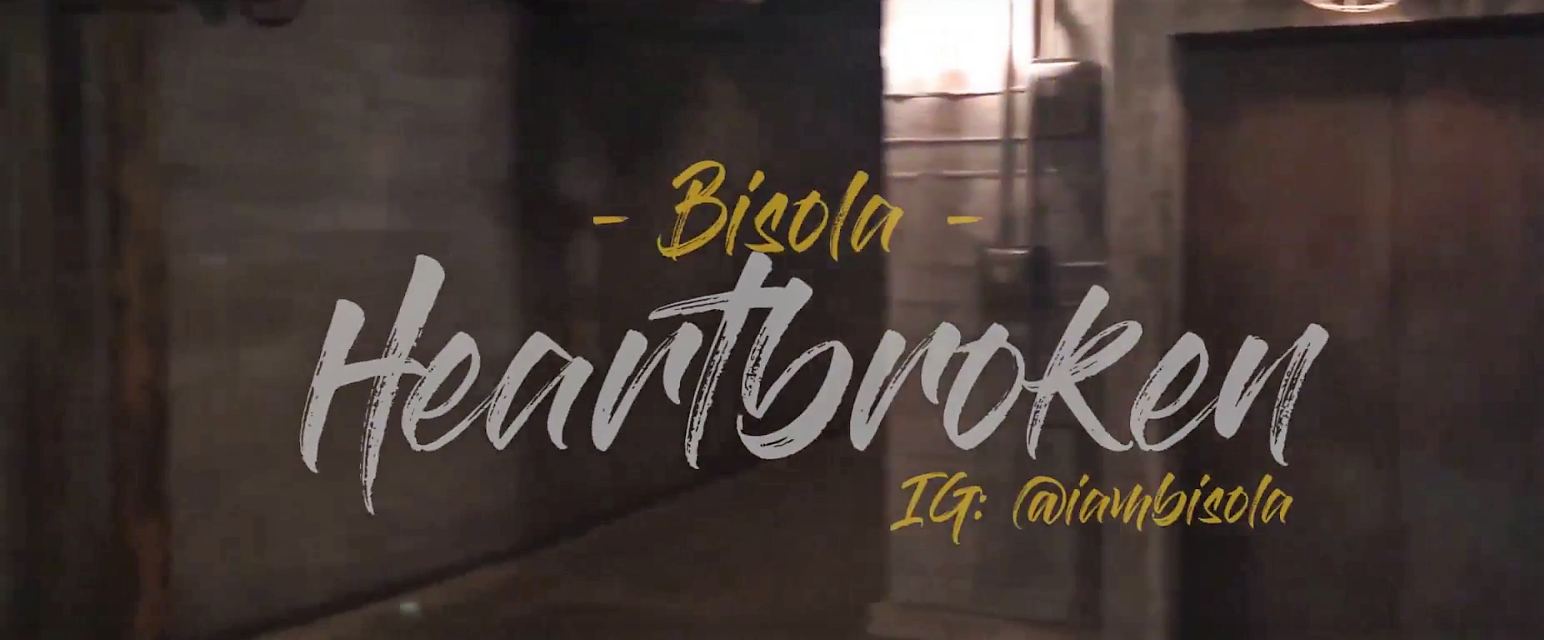 BBNaija 2017 Housemate, Bisola Releases Lyrics Video For Her Single 'Heartbroken'