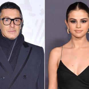 "Dolce & Gabbana Designer Stefano Gabbana Called Selena Gomez ""Ugly"""