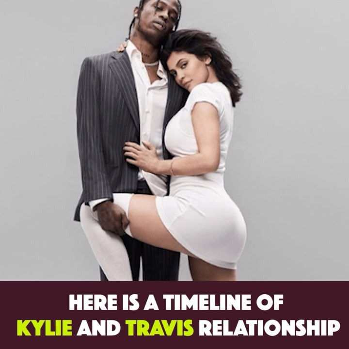 #TrendingNow: Here Is A Timeline Of Kylie Jenner and Travis Scott's Relationship