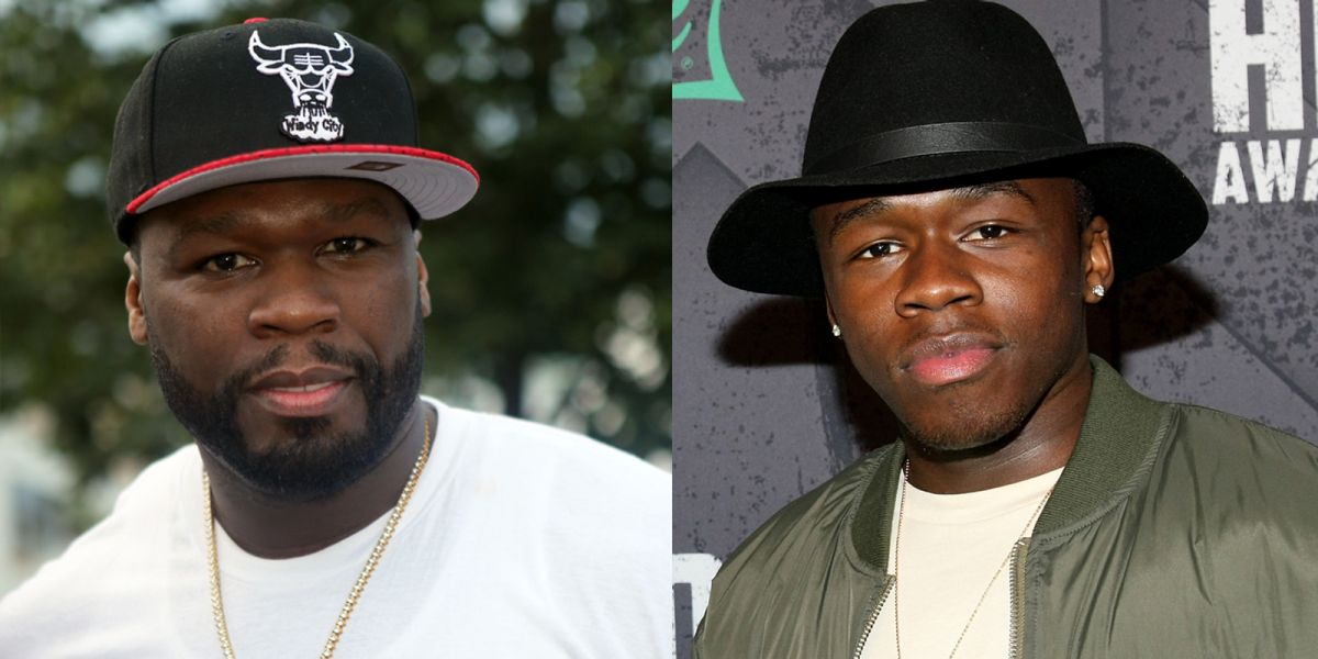 50 Cent's Oldest Son Marquise Jackson Joins 'Uncle' Floyd Mayweather On Facetime To Troll Him