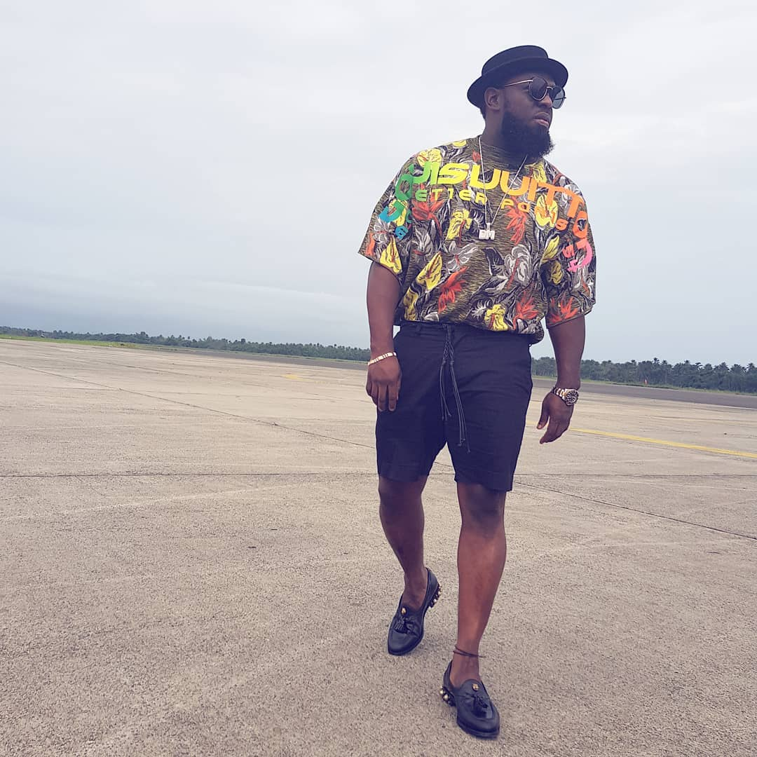 Timaya Welcomes His First Son With A New Baby Mama