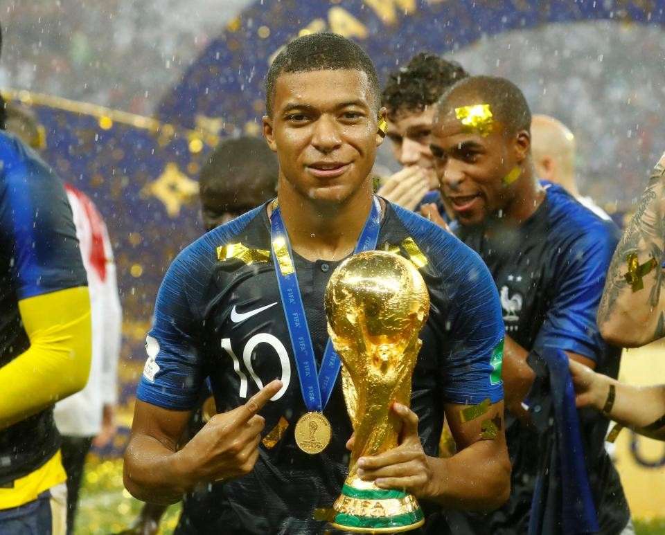 Kylian Mbappé To Gift All His Russia 2018 FIFA World Cup Earnings To Charity
