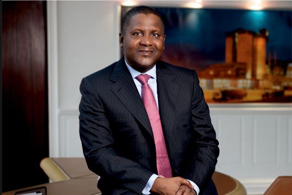 Ten Things Aliko Dangote Revealed On His Lunch Interview With Financial Times