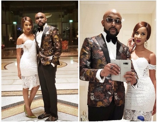 Adesua Etomi Supports Her Husband Banky W's Open Letter To His Stalker