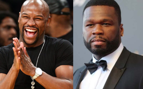 'I've Been Wanting To Kill That Fool But He Is My Little Brother' - 50 Cent Drags Floyd Mayweather Again