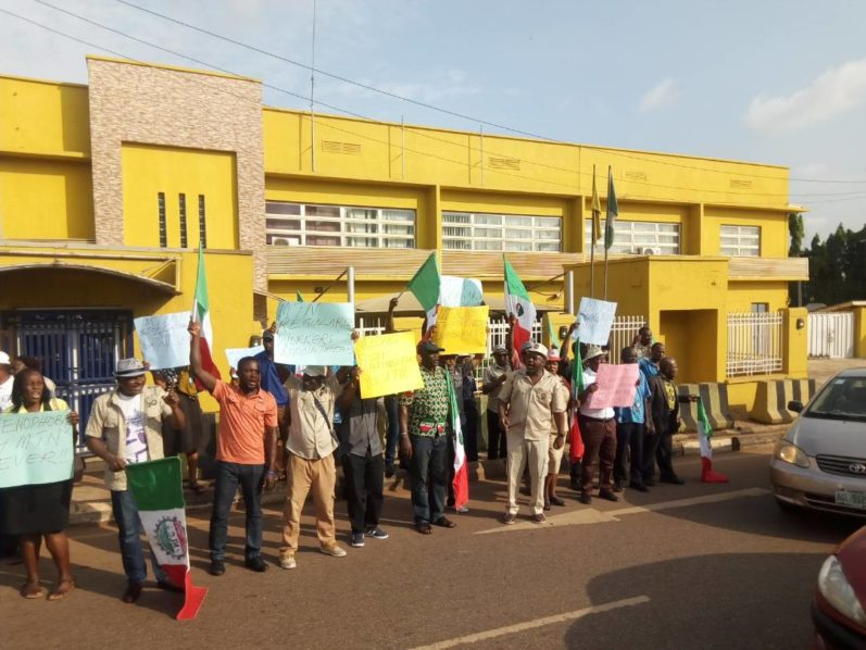 MTN Statement On NLC Protest Action