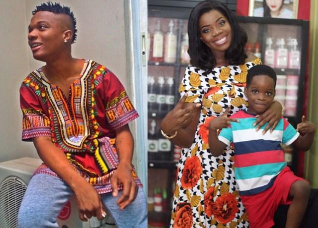 Wizkid's Baby Mama, Sola Ogudu Confesses Love For Davido