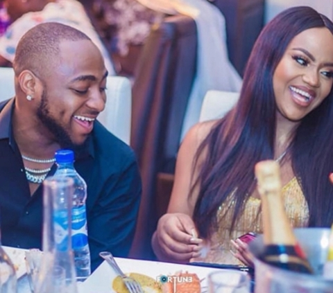 Chioma's Family Displeased Over Allegations That She's Dropped Out Of School To Be With Davido