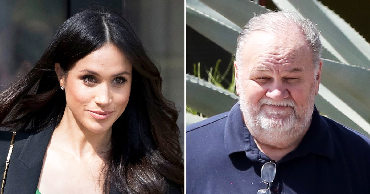 """""""They Have Meghan Treating Me In A way That Princess Diana Would Have Loathed"""" - Thomas Markle"""