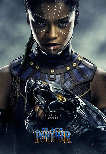 'Shuri' The Character Of King T'Challa's Sister In The Movie Black Panther Gets Her Own Spin Off