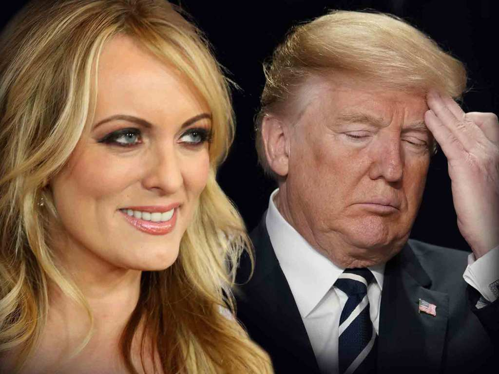 'Trump Asked Questions About The Porn Industry, Including If Adult Film Stars Get Royalties' - Stormy Daniels