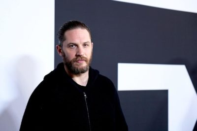 Video: Actor, Tom Hardy Contracted To Star In Three 'Venom' Movies