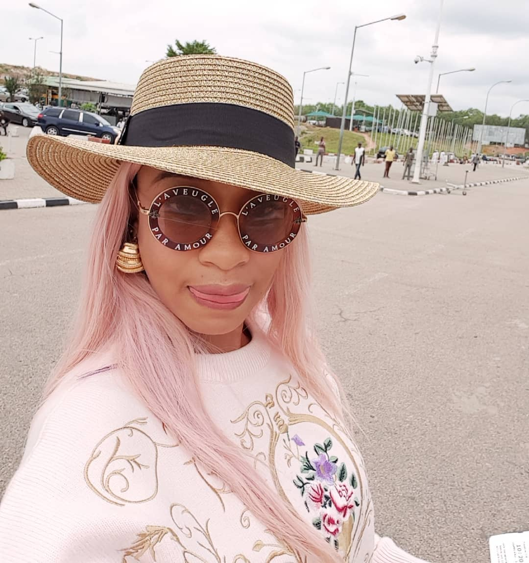 Tonto Dikeh Calls Out Arik Air, Says She Lost Millions Due To Their 'Poor Services