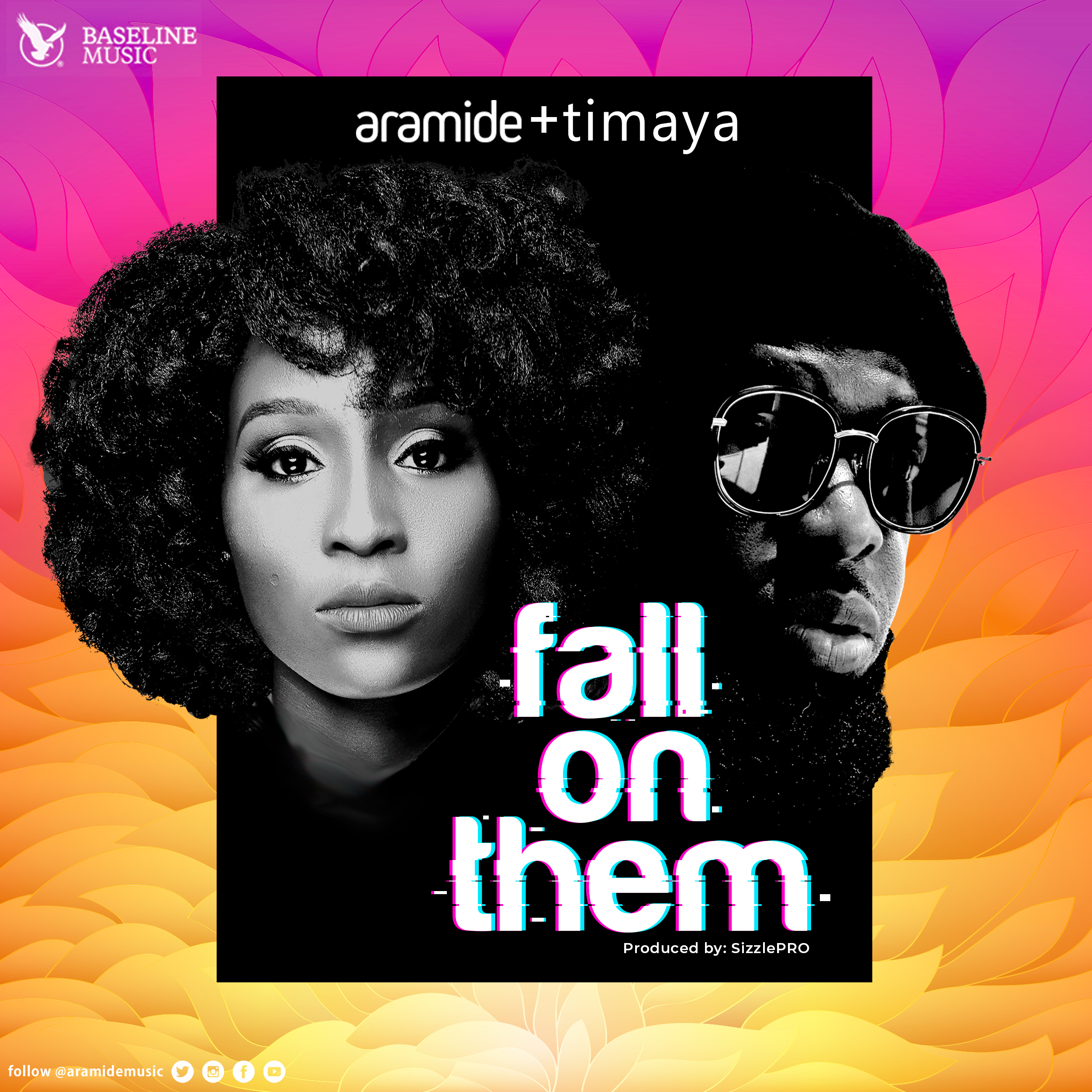 Nigeria's Voice Of Afro-soul Aramide Releases New Music Featuring Timaya Titled 'Fall On Them'