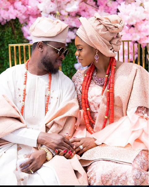Ice Prince's Ex- Manager, Tobi Sanni Daniel Marries Ghanaian Singer, Becca