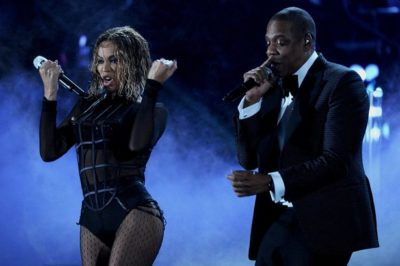 Fan Charged With Battery After Rushing On Stage At Jay-Z And Beyonce's Concert