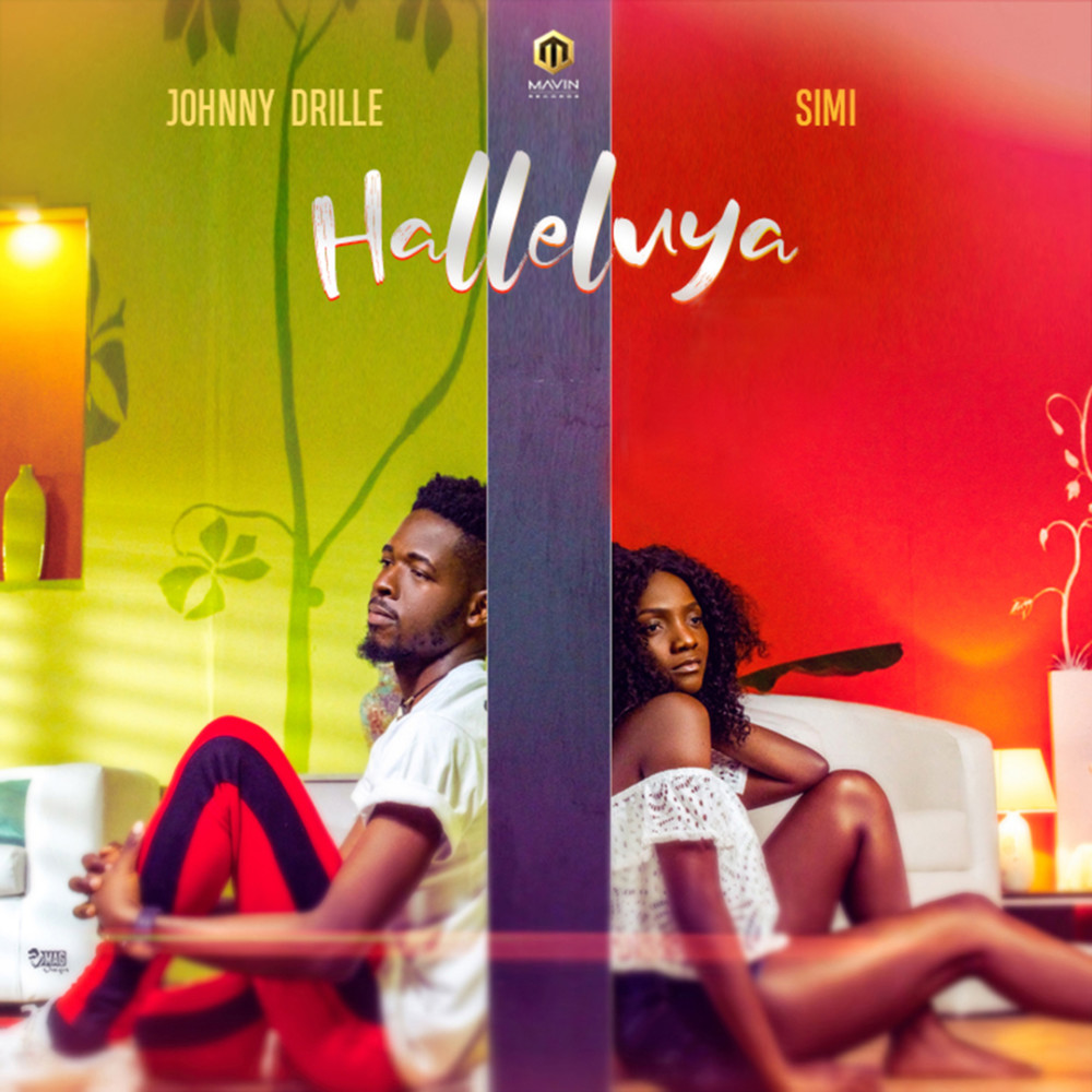 Brand New: 'Halleluya' by Johnny Drille ft Simi Is An Appreciation Of Love