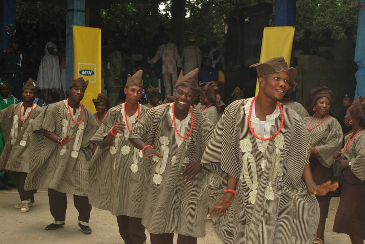 MTN Continues in its Drive for Cultural Renaissance in Nigeria