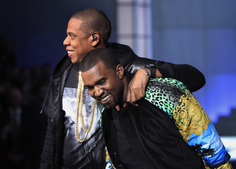 Jay-Z and Kanye West's 'Watch the Throne' Album Is 7 Years Old