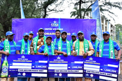 How Nigerian Breweries Is Executing One Of Nigeria's Biggest Consumer Promotion With Star Lager