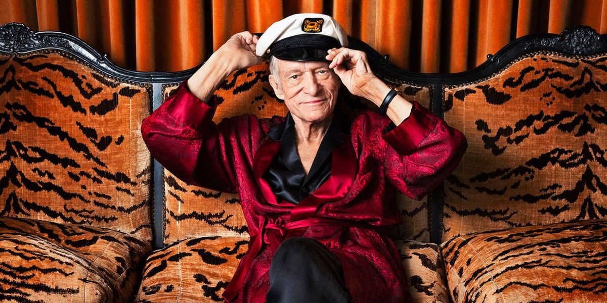 Hugh Hefner's Family Sells Off Last Piece Of Playboy Shares For $35 Million