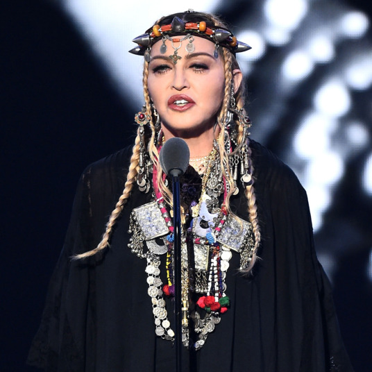 Madonna Slammed For Paying Tribute To Aretha Franklin With Stories About Herself