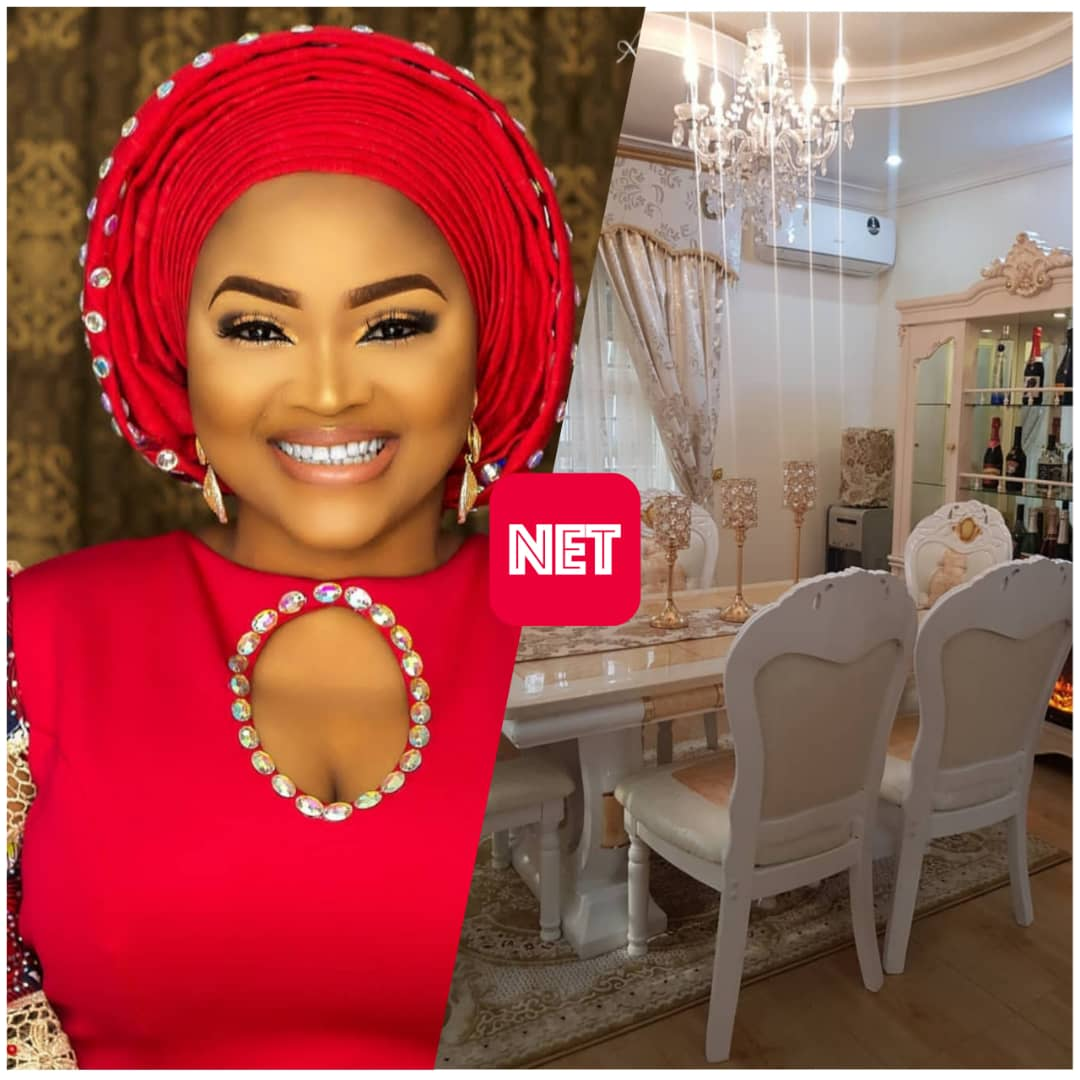 Trending Now: Inside Mercy Aigbe's Luxury Mansion