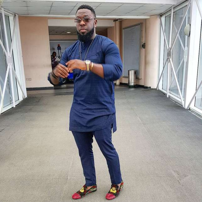Timaya Says He's Done Making Babies As He Shares Photo Of His Three Children