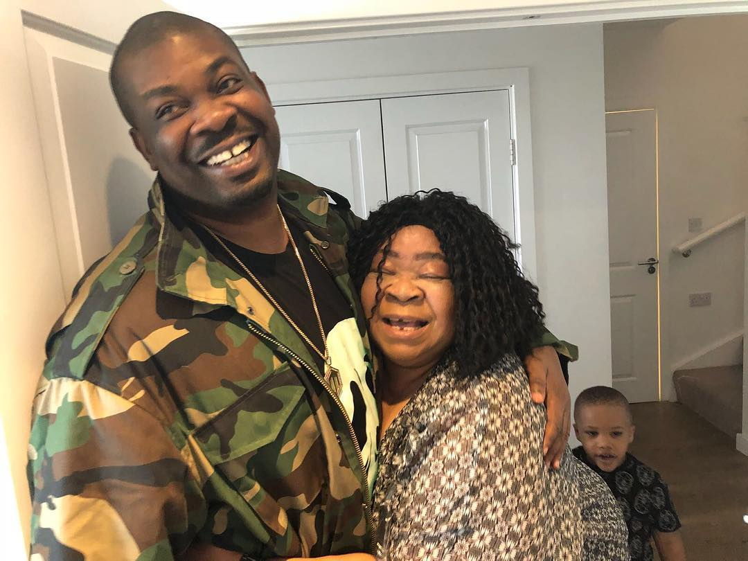 """I Have Found A Wife For You""- Don Jazzy Reveals What His Mother Told Him Recently"